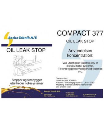 Oil Leak Stop Compact 377,  25 liter