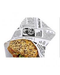 Sandwichpapir Old News