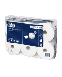 Tork T8 Toiletpapir SmartOne 2-lag (472242)