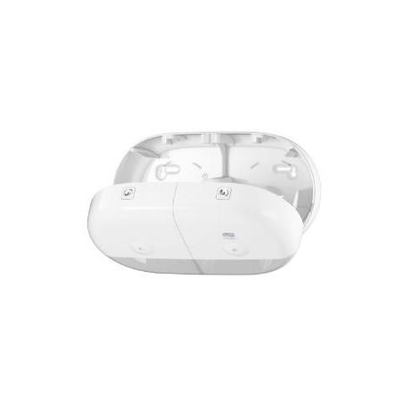 Tork SmartOne Dispenser Mini Twin T9, Hvid (682000)