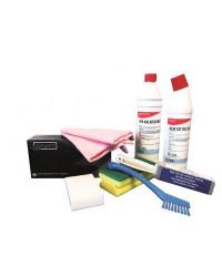 Toiletpakke - Alt hvad du skal bruge til rengøring af badeværelset