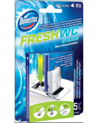Domestos/Closan WC sticks, Fresh, 5 stk