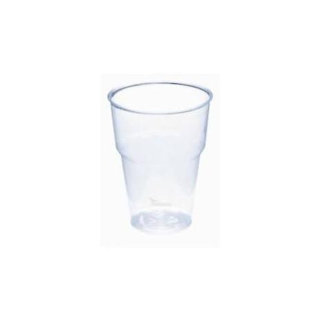 Plastglas 40 cl, Bionedbrydelig, 1120 stk