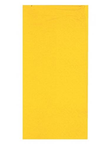 Serviet 2-lags 33 x 33 cm, Gul (1/8...