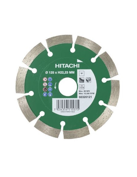 Hitachi / HiKOKI Diamantklinge 125 mm