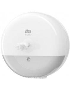 Tork Dispenser T9 SmartOne Mini,Hvid (681000)