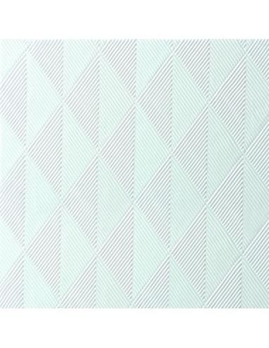 Duni Elegance Crystal, 48 x 48 cm, Hvid, 240 stk