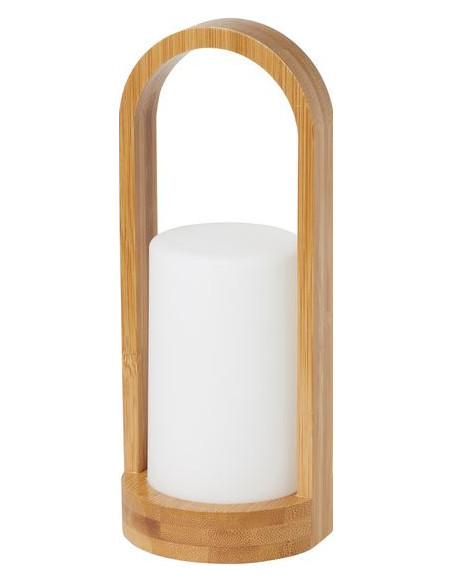 Duni Good Concept LED-stage Easy, Bamboo, 4 stk
