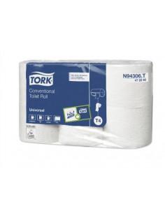 Tork T4 Universal Toiletpapir, 7 x 6 ruller (472246)