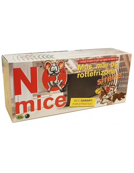 Gnaversirene mod mår, mus og rotter, 220V