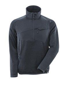 MASCOT® Fleecetrøje med kort lynlås ACCELERATE