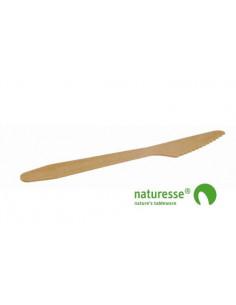Trækniv, ubehandlet, 16,5 cm, 100 stk