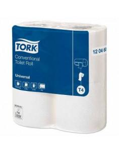 Tork T4 Universal Toiletpapir, 24 ruller (120460)