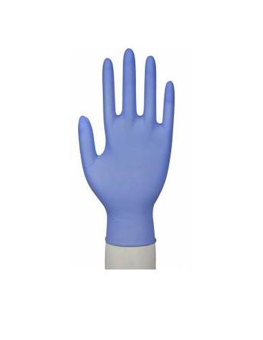Nitrilhandske Large, Sensitiv, Pudderfri, Blå, 200 stk