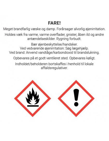 Desinfektionsservietter til overflader (70% Ethanol)