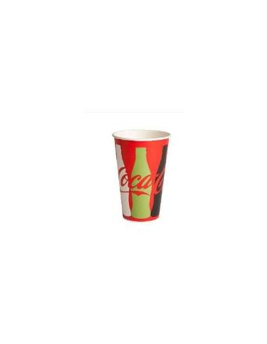 CocaCola bæger 0,4 liter, 1000 stk