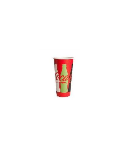 CocaCola bæger 0,8 liter, 500 stk