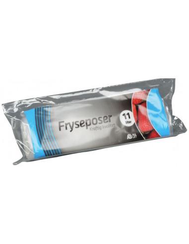 Fryseposer 11 liter, 10 stk pr. rulle