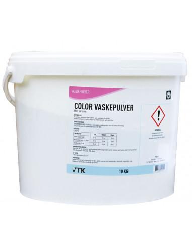 Color vaskepulver med parfume 10 kg
