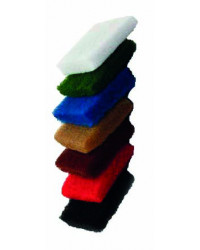 Jumbo pad hvid 24x11,5 cm