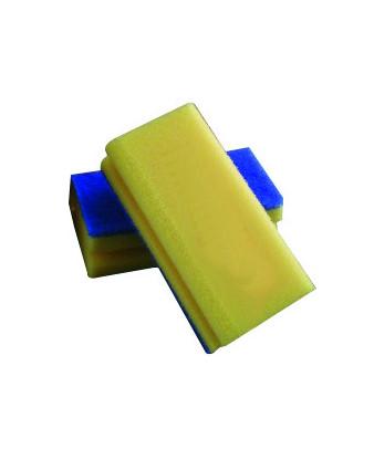 Håndtagssvamp Blå  PROF. 20 stk