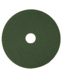 "Superpad rondel grøn diamant 17"""