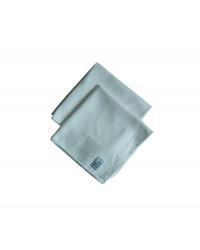 VTK Ultra fin glasklud 40x40 hvid