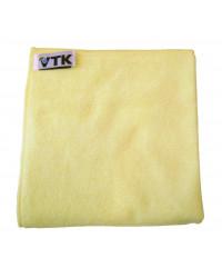 VTK Microfiberklud 40x40 Gul