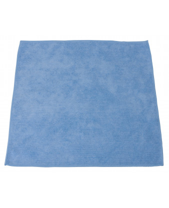 VTK Microfiberklud 32x32 cm. blå
