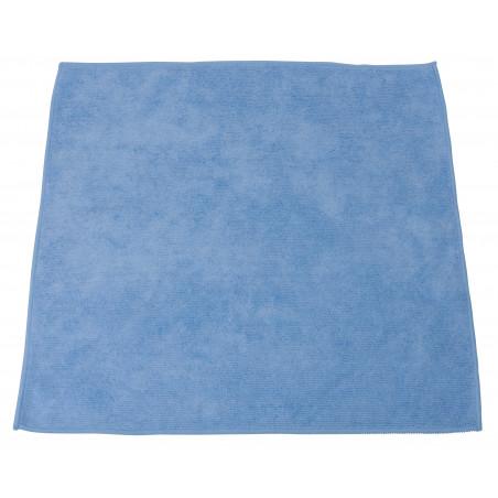 VTK Microfiberklud 32x32 cm. blå 10 stk
