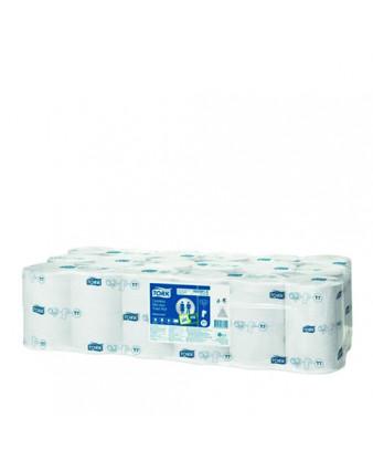 Tork T7 Mid-size Toiletpapir Advanced uden hylse – 2-lag (472199)