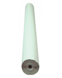 Rulledug damask Hvid 118 x 5000 cm