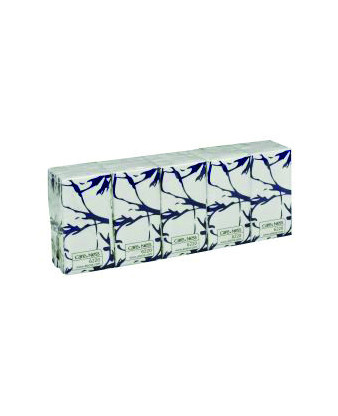 Papirlommetørklæder30 pk