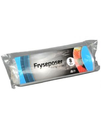 Fryseposer, 8 liter