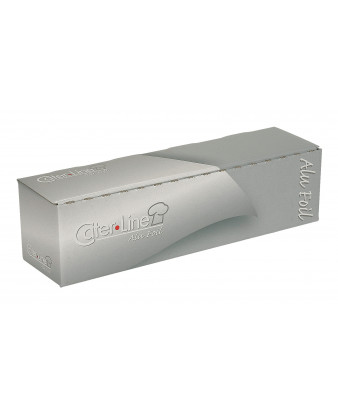 Alufoile i cut-box, 450mm x 150m, 11my
