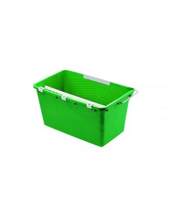 Unger Spand til vinduesvask 18 liter, Grøn