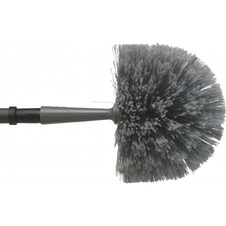 Støvkost, paddehat, nylon, 100-170 cm