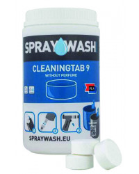 SprayWash Cleaning Tab 9, uden parfume