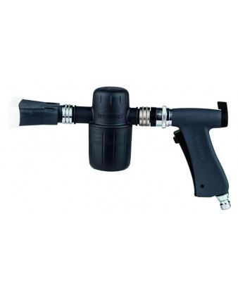 SprayWash system, Nito kobling