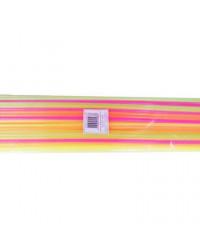 Sugerør ekstra lange, 75 cm, Ø7 mm, 100 stk