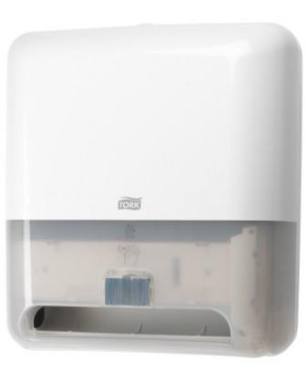 Tork H1 Matic dispenser med sensor, Hvid (551100)