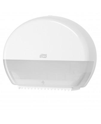 Tork T2 Mini Jumbo dispenser, Hvid (555000)