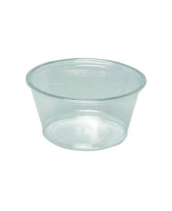 Dressingbæger/portionsbæger 30 ml, 2400 stk A-PET