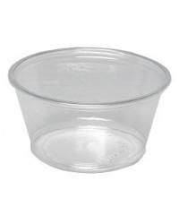 Dressingbæger/portionsbæger 40 ml, 2000 stk A-PET