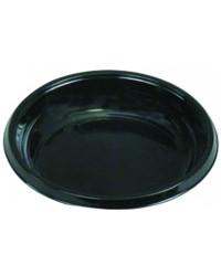 Soyaskål, sort, Ø78 mm, 5000 stk