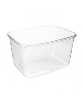 Salatbæger/plastbøtte 750 ml, 600 stk PET