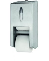 Tork T7 MidSize dispenser til 2 ruller, Stål (472019)