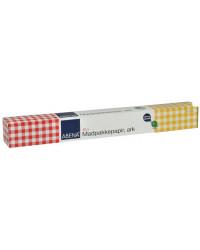 Smørrebrødspapir ark 27 x 33 cm, 18 pakker a´50 stk, Svanemærket