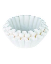 Foldefilter, hvid, 250/84-90 mm 1000 stk