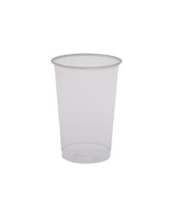 Plastglas hård, 20 cl, 1250 stk